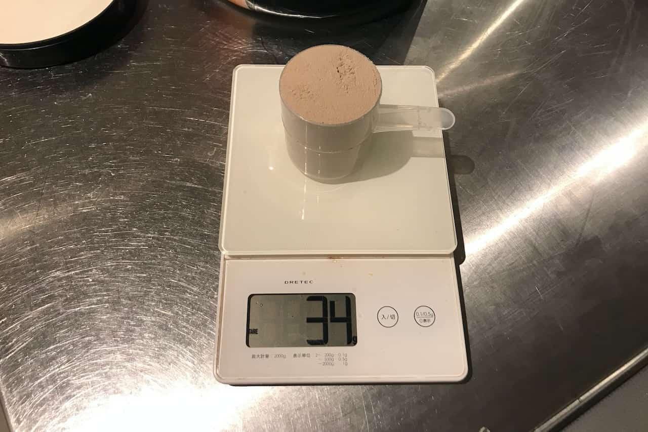 【マッスルテック】ニトロテック(ダブルリッチチョコレート味)のレビュー
