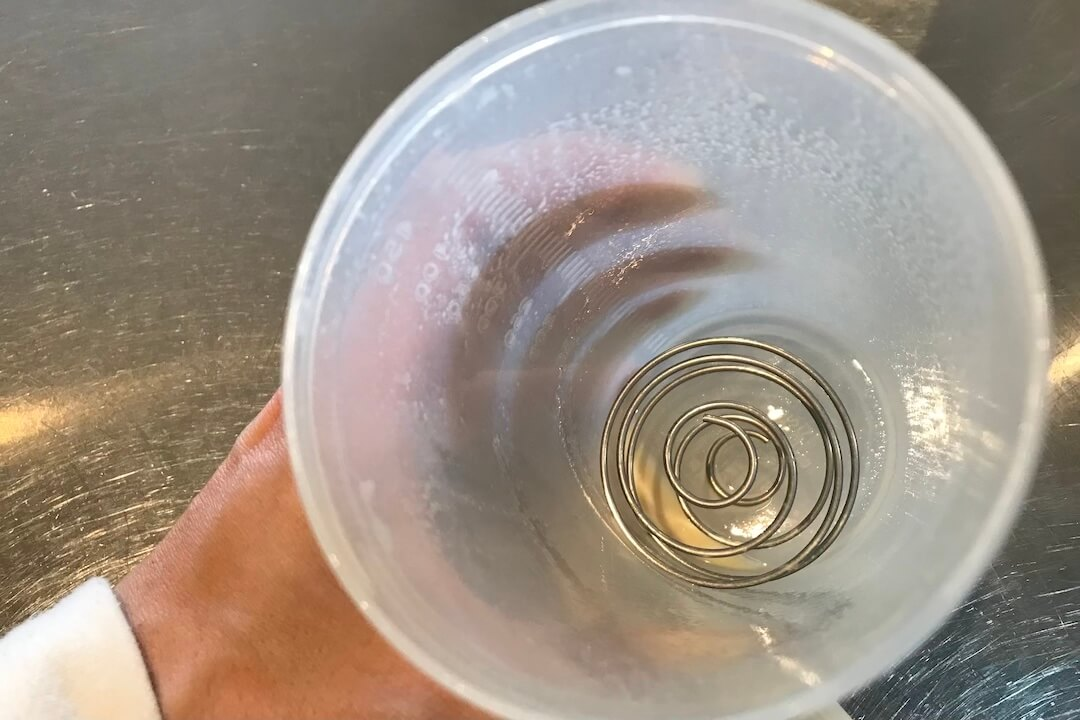 バルクス ホエイプロテイン(カフェオレ風味)のレビュー